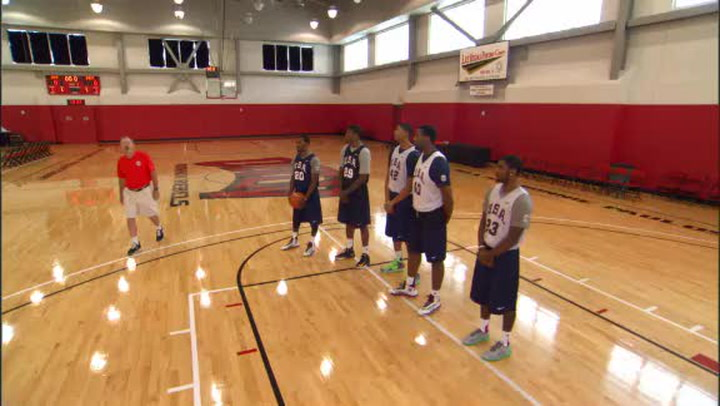 Pick And Roll Instructional Video