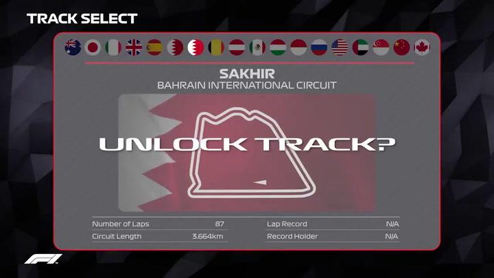 Oficial: El nuevo GP de Sakhir de F1 será en una pista súper rápida