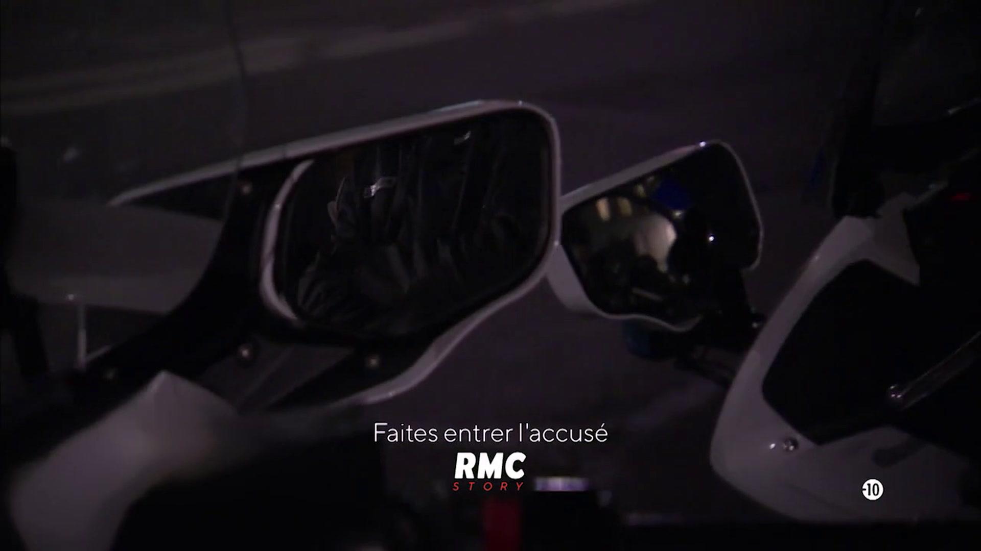 Faites entrer l'accusé : Roland Moog : meurtre au cinéma