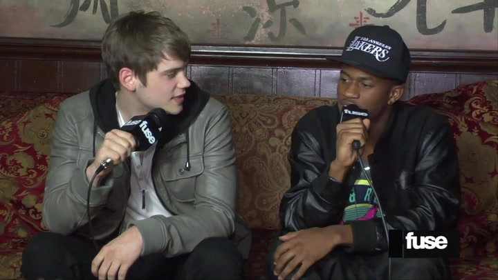 Interviews: Walt From 'Lost' Is Now a Rapper in Pop Duo MKTO!!!