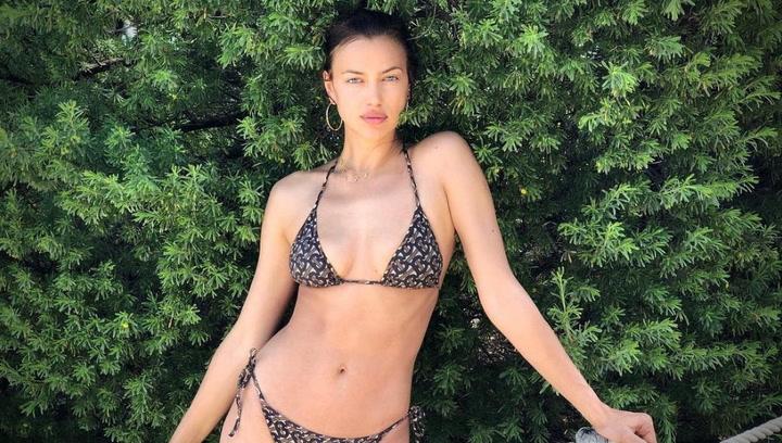 Irina Shayk, sensualidad en Instagram
