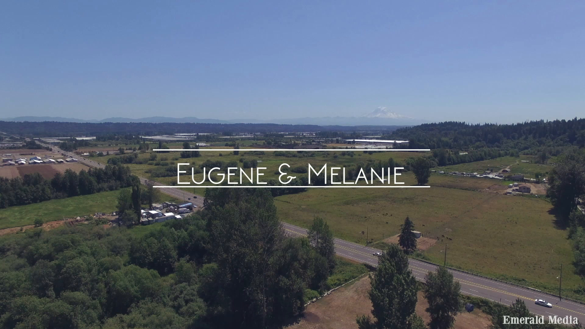 Eugene + Melanie | Auburn, Washington | The Sanders Estate, Auburn
