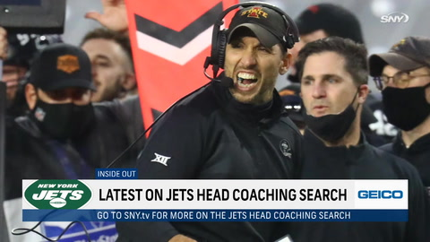 What's the latest on the Jets coaching search: Who's in and who's out?