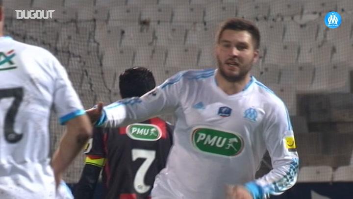 Gignac's acrobatic goal vs Nice