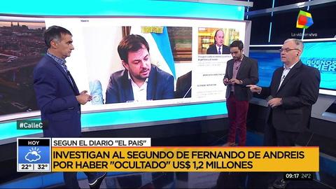 Denuncian que un subsecretario de la Presidencia ocultó más de un millón de dólares en Andorra