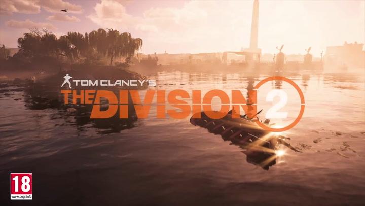 Tráiler The Division 2 Invasión- Batalla Por D.C.