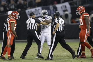 Vegas Nation: Marshawn Lynch Suspended One Game