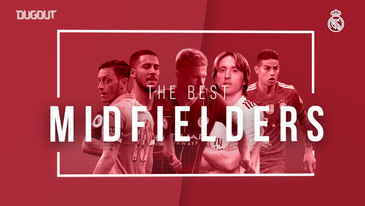 Best Midfielders: David Beckham