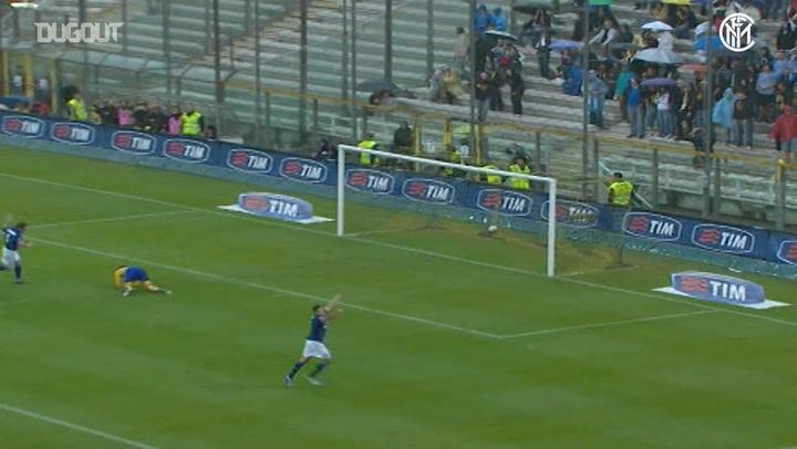 Ibrahimovic Inter'e Şampiyonluğu Getiriyor