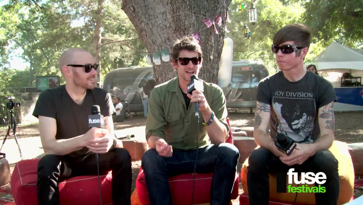 Interviews: AFI at ACL Fest 2014