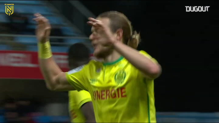 Guillaume Gillet's best FC Nantes moments