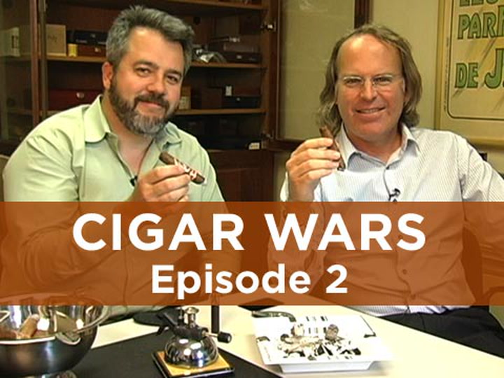 Cigar Wars: Episode Two
