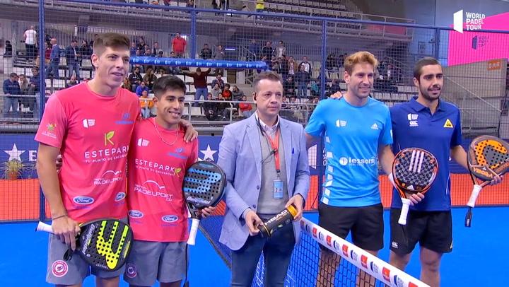 Resumen Cuartos de Final Chingotto/Tello Vs Piñeiro/Ruiz Estrella Damm Alicante Open