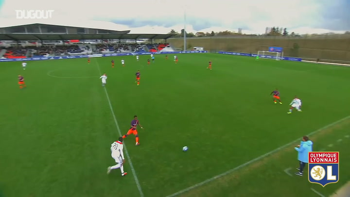 UEFA Youth League Highlights: Olympique Lyon 2-0 Manchester City