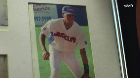 Hispanic Heritage, pres by Verizon: Amed Rosario's baseball beginnings