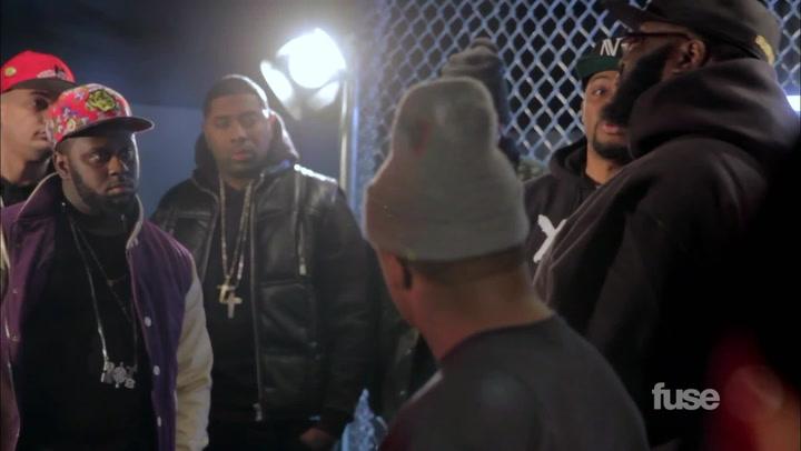 Marv Won vs. T Rex - Total Slaughter Rap Battle
