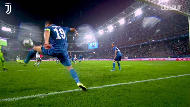 Bonucci keeps Juventus alive vs Lokomotiv Moscow