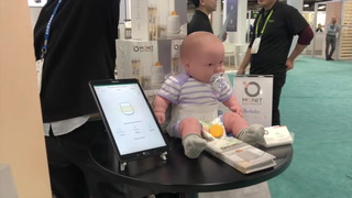 Ces 2019 Features Diaper Sensor