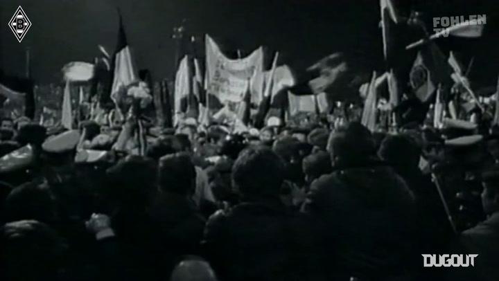 Borussia Monchengladbach's 1970s success