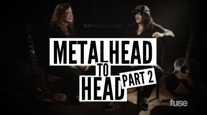 Megadeth's Dave Mustaine and Thin Lizzy's Ricky Warwick Interview Part 2