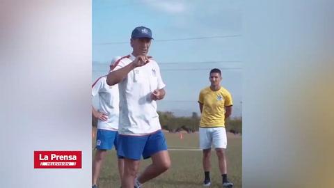 El Olimpia hace oficial la renovación de Pedro Troglio