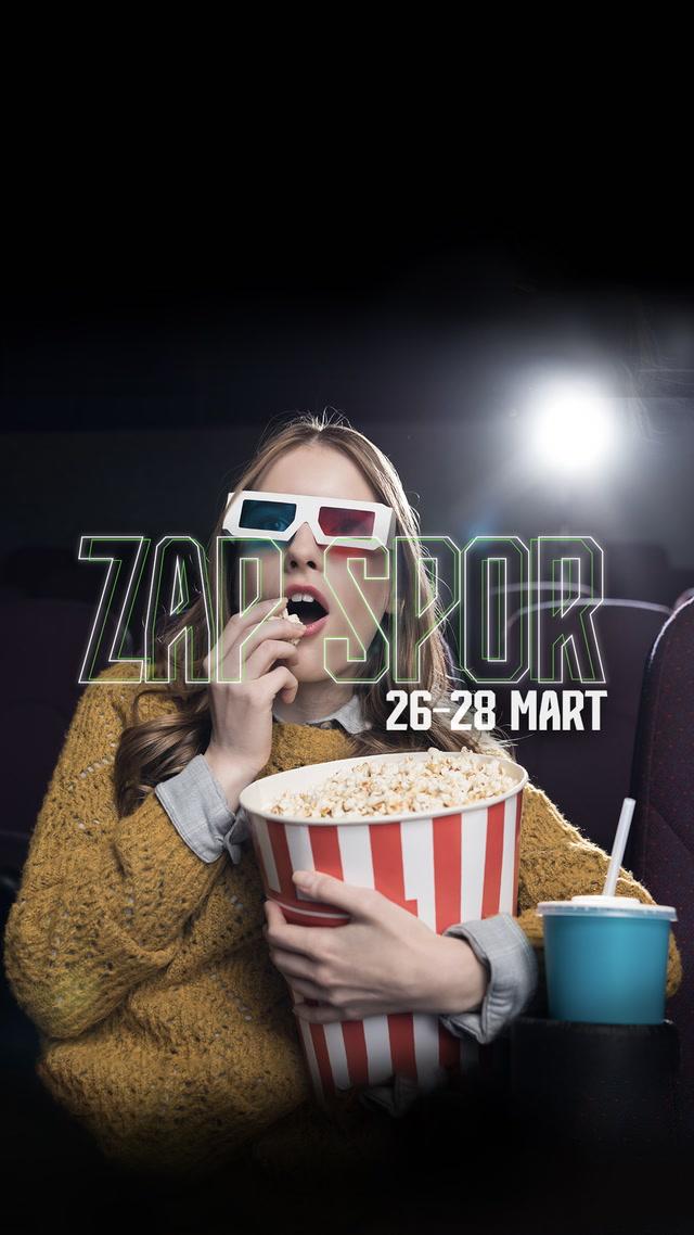 Zap Spor / 26-28 Mart