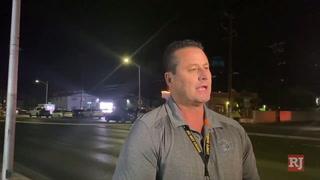 Stabbing in east Las Vegas – Video