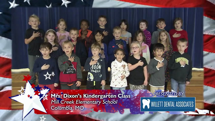 Mill Creek Elementary School - Mrs. Dixon - Kindergarten
