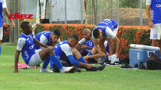 Selección Sub-20 de Honduras inicia proceso en la Sede de Real España sin Arnold Cruz