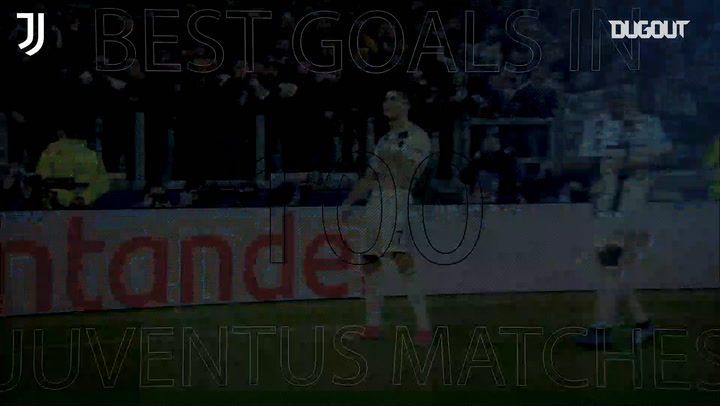 Cristiano Ronaldo's best goals in 100 Juventus matches