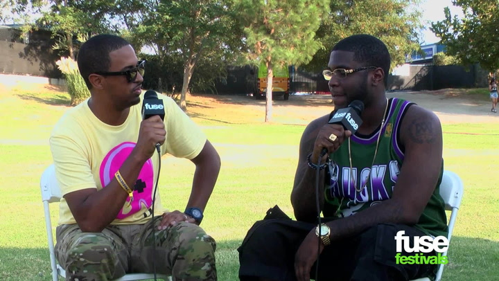 Festivals: Rock The Bells 2013: Big K.R.I.T. Explains New Work Strategy for Upcoming Material