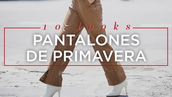 Sobre vaqueros y otros pantalones que dominarán tu armario de primavera