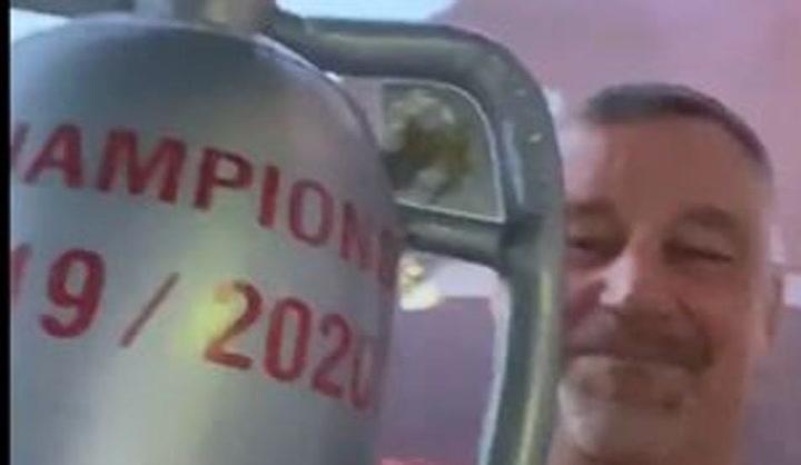 El exrealista Aldridge enloquece con el título del Liverpool