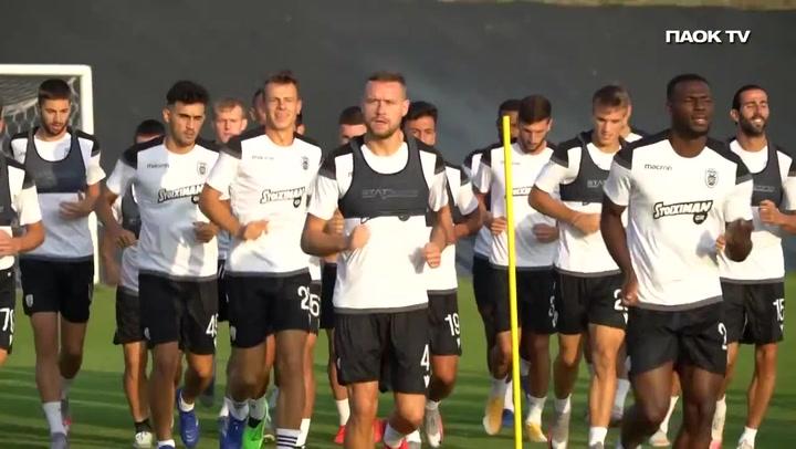 Wague ya está en Salónica donde se incorporará a la disciplina del PAOK FC