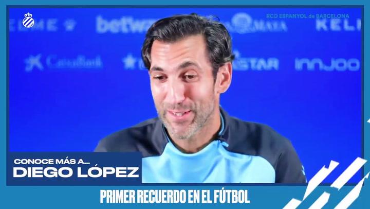 El Diego López más personal