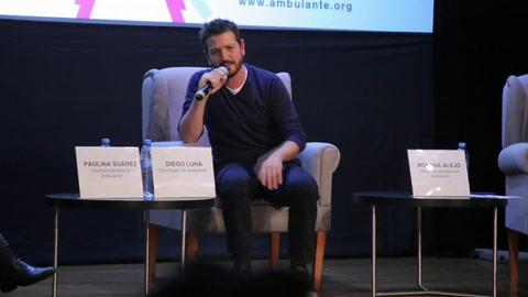 El actor mexicano Diego Luna muestra su apoyo a Culiacán por ola de violencia
