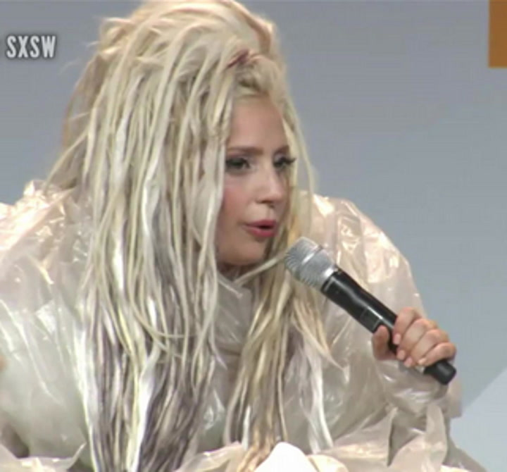 Lady Gaga Talks Being Vomited On, State of Her Career at SXSW Keynote Address - Part 2