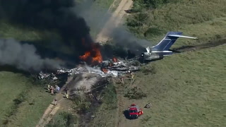 ¡Milagro en el oeste! Avión con 21 pasajeros sufre accidente en Houston y todos sobrevivieron
