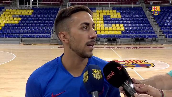 Andreu Plaza y Joselito sobre la lesión de Esquerdinha