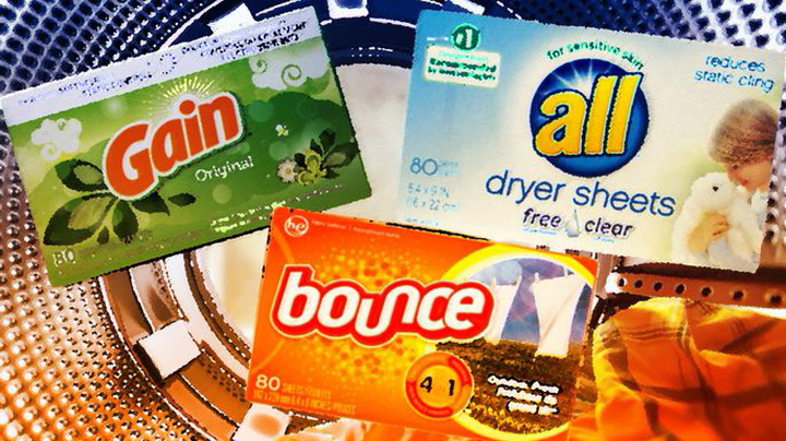5 Ways to Use Dryer Sheets That Are Totally Genius