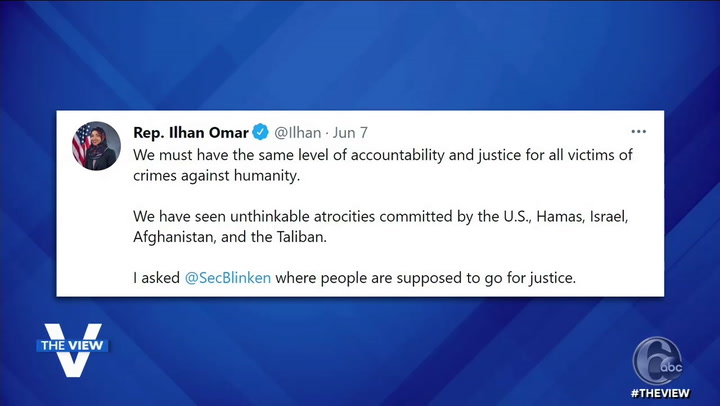 ABC's Hostin on Rep. Omar: 'Height of Hypocrisy' GOP Trying to Censure a Women of Color Rather Than Clean House
