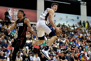 Grayson Allen on how he sees his game differently