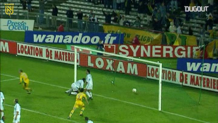 Fabbri's best goals at Nantes