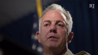Sheriff Lombardo says he stands by new timeline of Las Vegas shooting