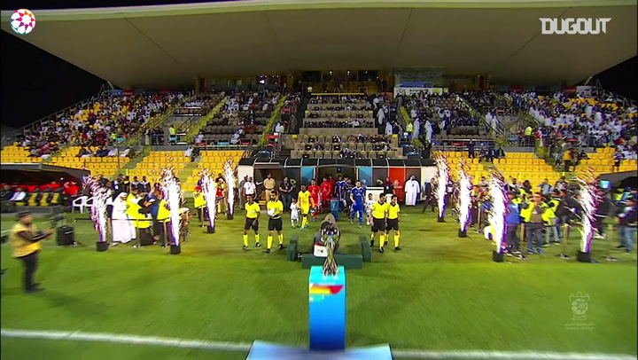 Al Nasr edge Shabab Al Ahli to lift 2020 Arabian Gulf Cup