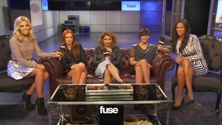 The Saturdays Talk Their New E! Reality Show