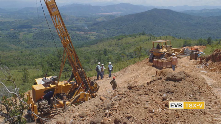 Everton Resources Key Location For This Copper Gold Company