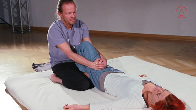 Thai Yoga Massage 2