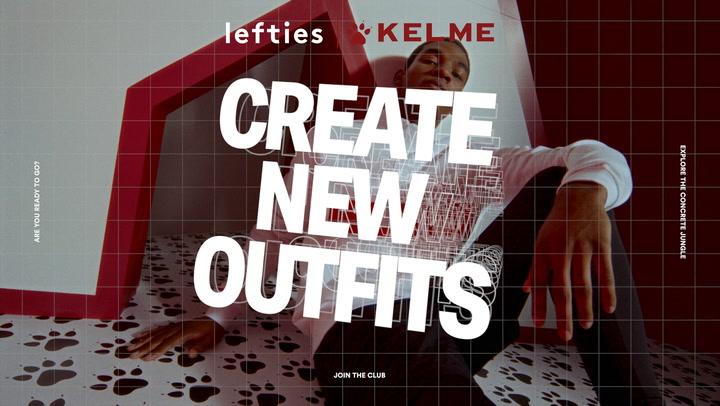 La nueva colección de ropa deportiva de Lefties y Kelme