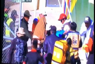 ¡Tragedia! Árbitro fallece tras sufrir infarto en pleno partido en Bolivia